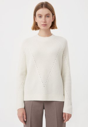 LANGARM - Jumper - white