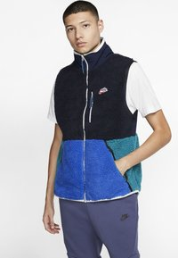 Nike Sportswear - VEST WINTER - Väst - dark blue/royal blue - 0