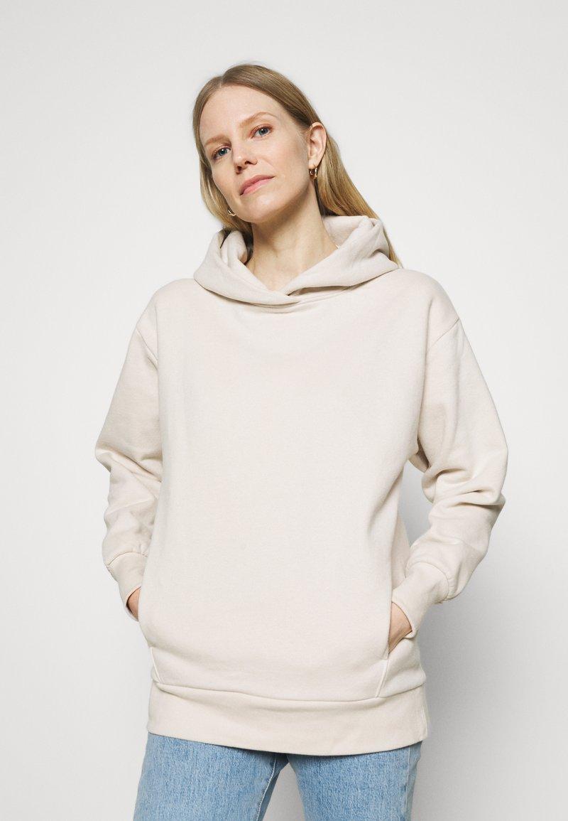 GAP - TUNIC - Sweatshirt - oyster