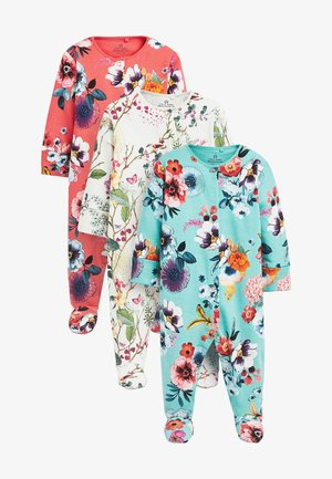 3 PACK  - Sleep suit - blue