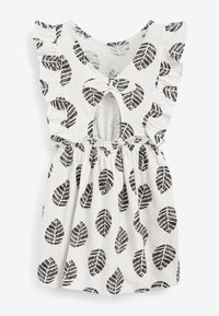 Next - Jersey dress - white - 2