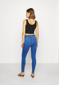 River Island - SKINNY JEANS - Jeans Skinny Fit - blue - 2