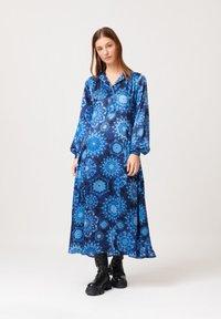 Dea Kudibal - BERTHA - Jersey dress - kaleidoscope blue - 1