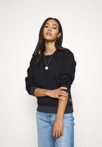 PREMIUM CORE R SW WMN L\S - Sweatshirt - black