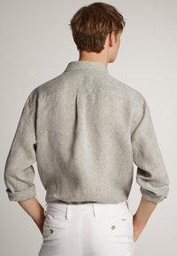Massimo Dutti - Shirt - light grey - 2