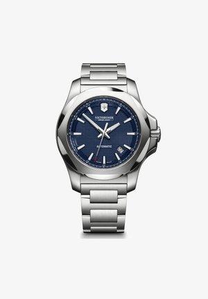 Watch - blue silver