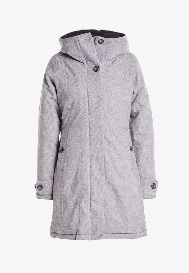 Winter coat - darkstone