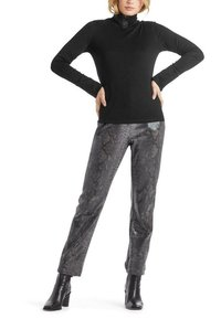 Marc Cain - Long sleeved top - black - 0