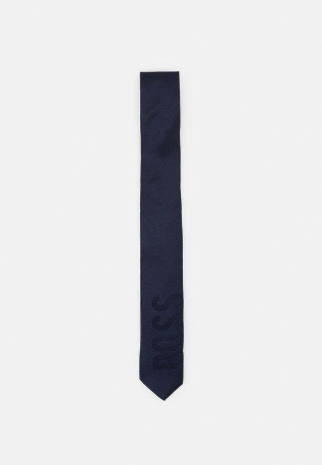 TIE - Cravatta - navy