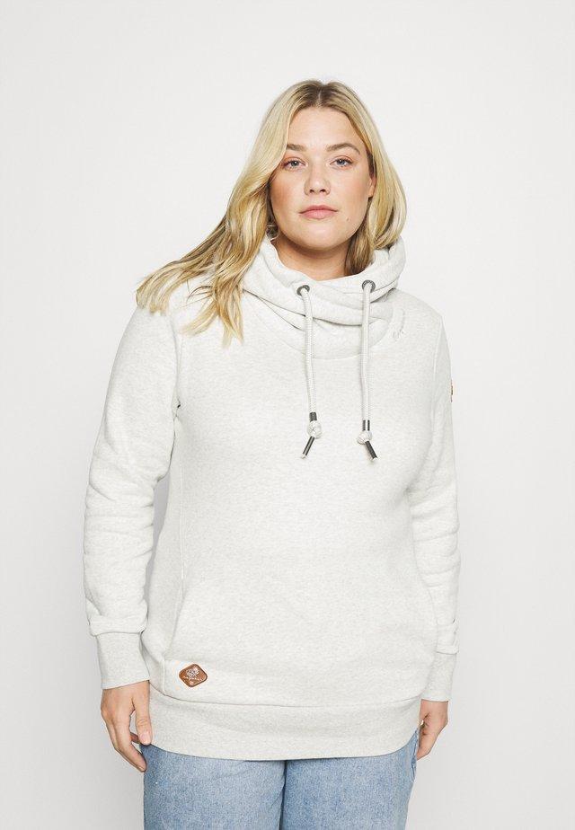 GRIPY BOLD - Sweatshirt - white