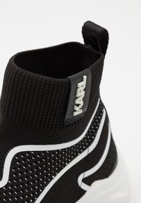 KARL LAGERFELD - VERGE GUARDO MID - High-top trainers - black - 5