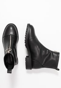 Even&Odd Wide Fit - WIDE FIT - Classic ankle boots - black - 3