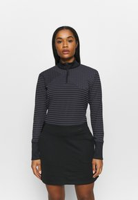 Nike Golf - DRY ACE - Sports shirt - black/gridiron - 0