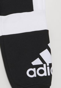 adidas Performance - Pantaloni sportivi - black/white - 2