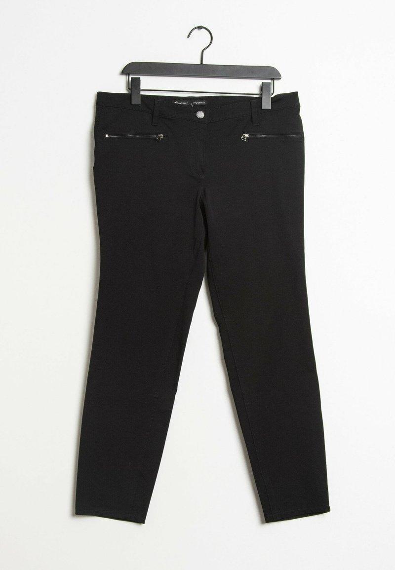 Rosner - Straight leg jeans - black