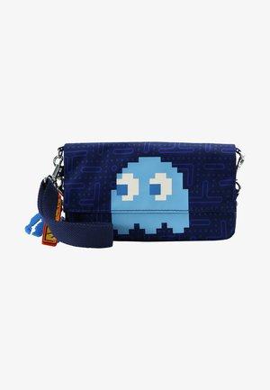HANGA - Across body bag - blue