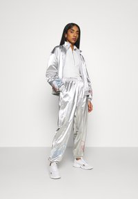 adidas Originals - JAPONA - Tracksuit bottoms - silver - 1