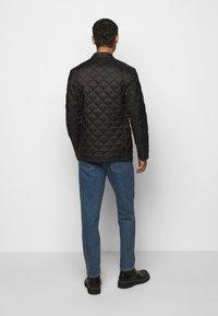 Barbour International - ARIEL QUIT - Light jacket - black - 2