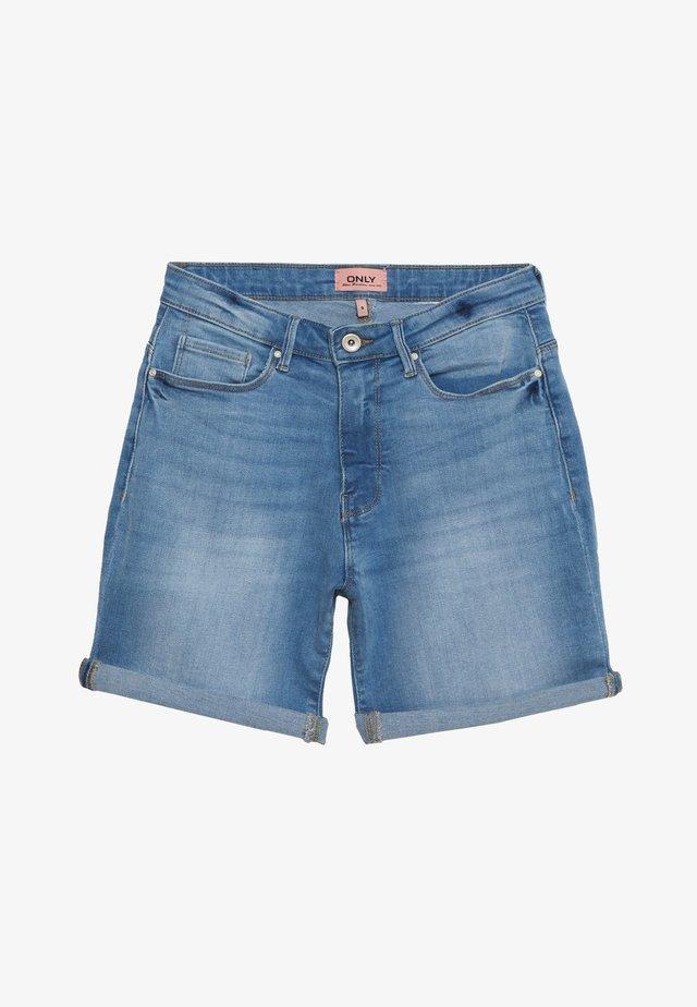 ONLPAOLA - Shorts vaqueros - light blue denim