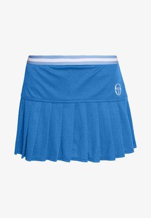 PLIAGE SKORT - Sportovní sukně - campanula/white