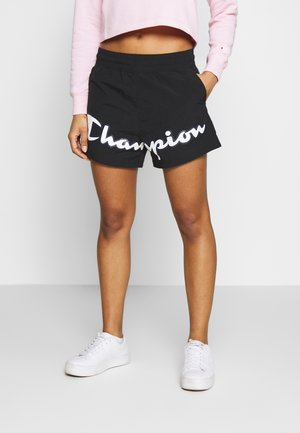 SHORTS - Szorty - black