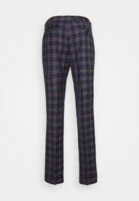 Paul Smith - TAILORED FIT BUTTON SUIT - Costume - dark blue - 4