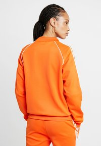 adidas Originals - ADICOLOR 3 STRIPES BOMBER TRACK JACKET - Training jacket - orange - 2