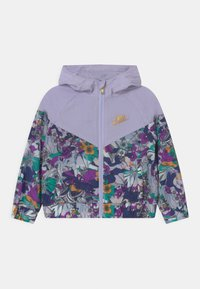 Nike Sportswear - ENERGY WINDRUNNER - Lehká bunda - purple chalk - 0