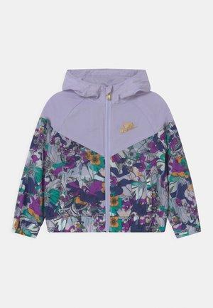 ENERGY WINDRUNNER - Light jacket - purple chalk