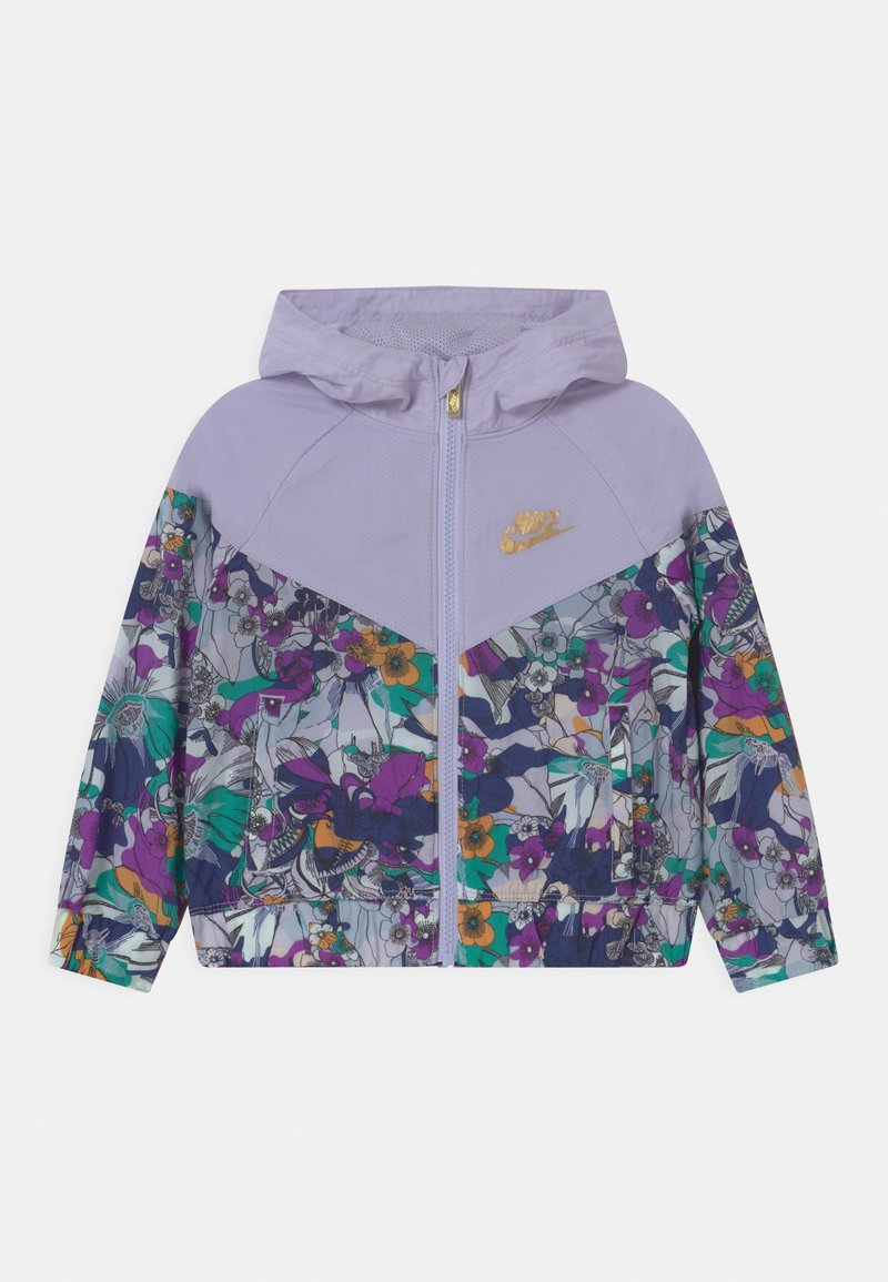 Nike Sportswear - ENERGY WINDRUNNER - Lehká bunda - purple chalk