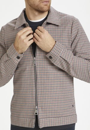 MABRO - Summer jacket - rust brown