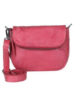 SMILY - Umhängetasche - pink