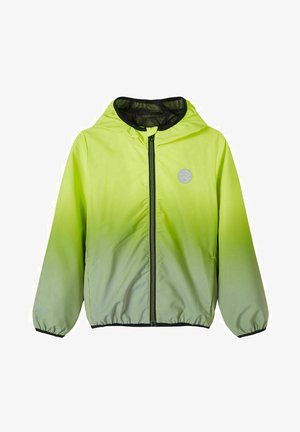 Light jacket - neon green