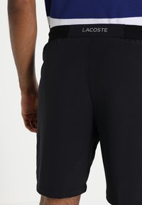 Lacoste Sport - Pantaloncini sportivi - noir - 4