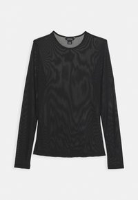 Monki - JOSSAN - Long sleeved top - black dark - 5
