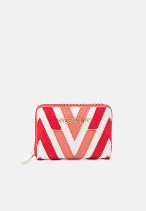 ANTEA - Wallet - rosso/multicolor