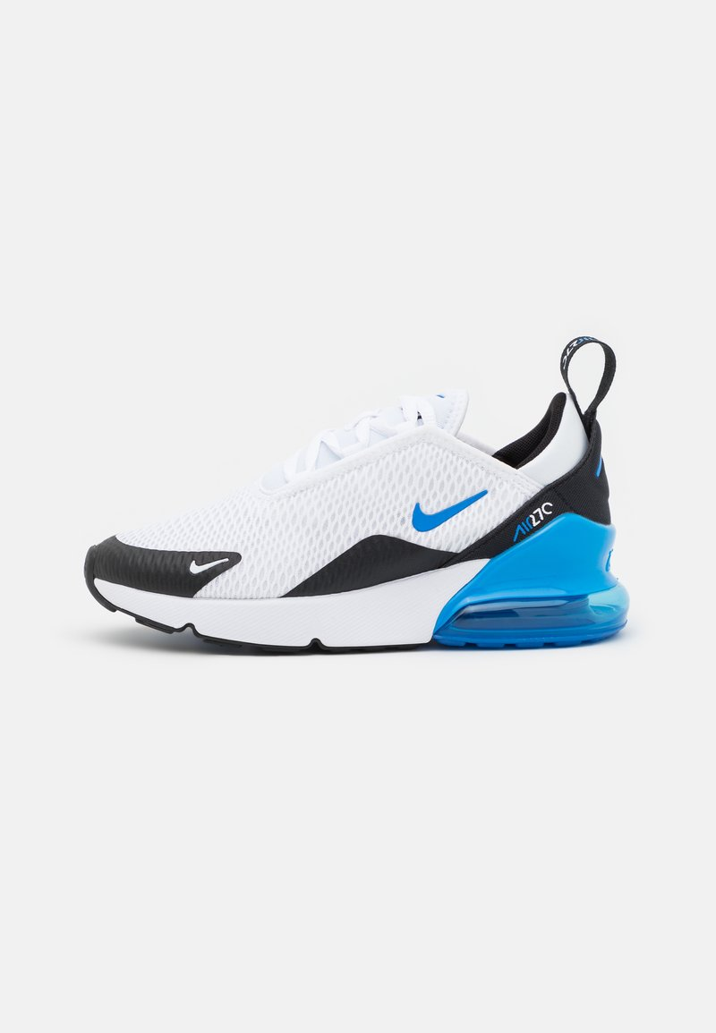 Nike Sportswear - AIR MAX 270 UNISEX - Sneakers laag - white/signal blue/black