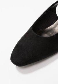 Vagabond - JOYCE - Ballerinaskor med slingback - black - 2