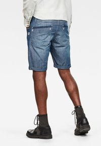 G-Star - LOIC N - Shorts - faded navy - 1
