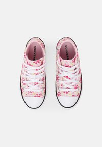 Converse - CHUCK TAYLOR ALL STAR  - Sneakers hoog - white/pink/black - 3