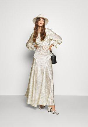 JEAN DRESS - Cocktail dress / Party dress - damier