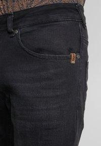 Cars Jeans - SHIELD - Slim fit -farkut - black - 6