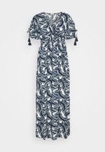 SAN LUCAS BEACH LONG DRESS - Ranta-asusteet - navy