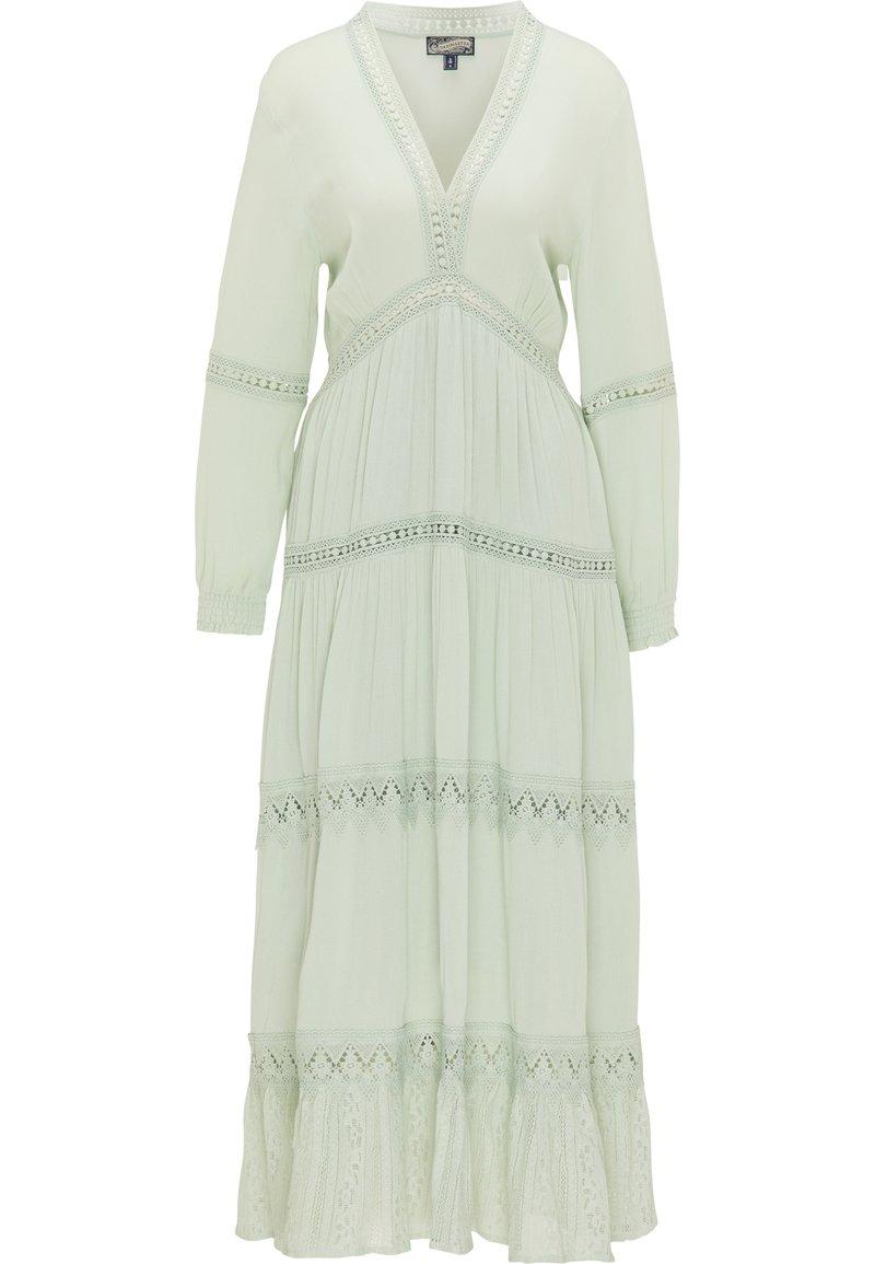 DreiMaster - Maxi dress - minze