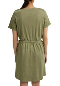 Esprit - Jersey dress - light khaki - 5