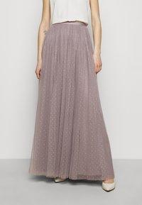 Needle & Thread - KISSES TULLE EXCLUSIVE - Áčková sukně - lavendar - 0