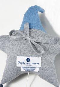 Nordic coast company - SPIELUHR STERN - Music box - blau grau - 6