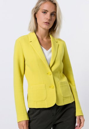 Blazer - yellow lime