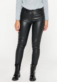 LolaLiza - Trousers - black - 0