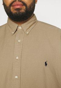 Polo Ralph Lauren Big & Tall - LONG SLEEVE SPORT SHIRT - Shirt - surrey tan - 5